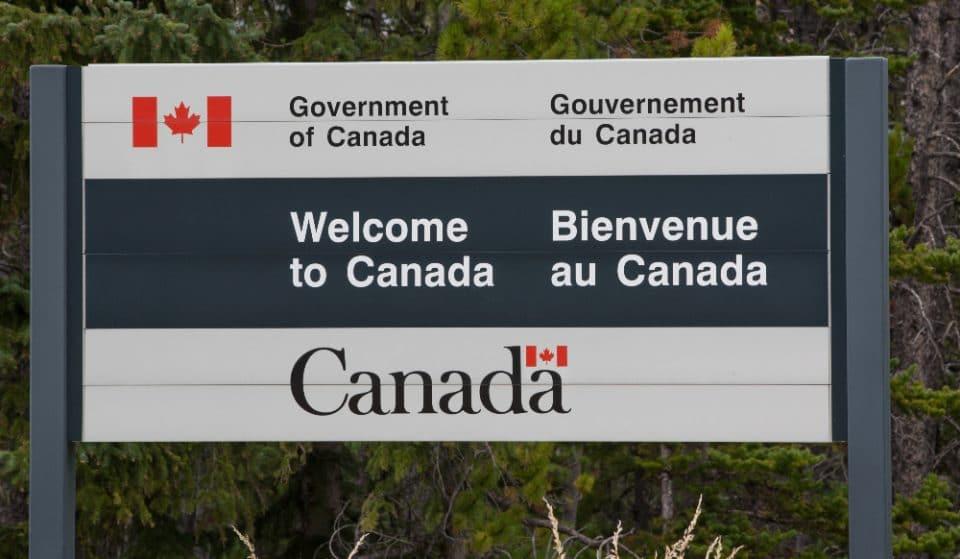 COVID-19 : le Canada prolonge la fermeture de la frontière pour la 10e fois