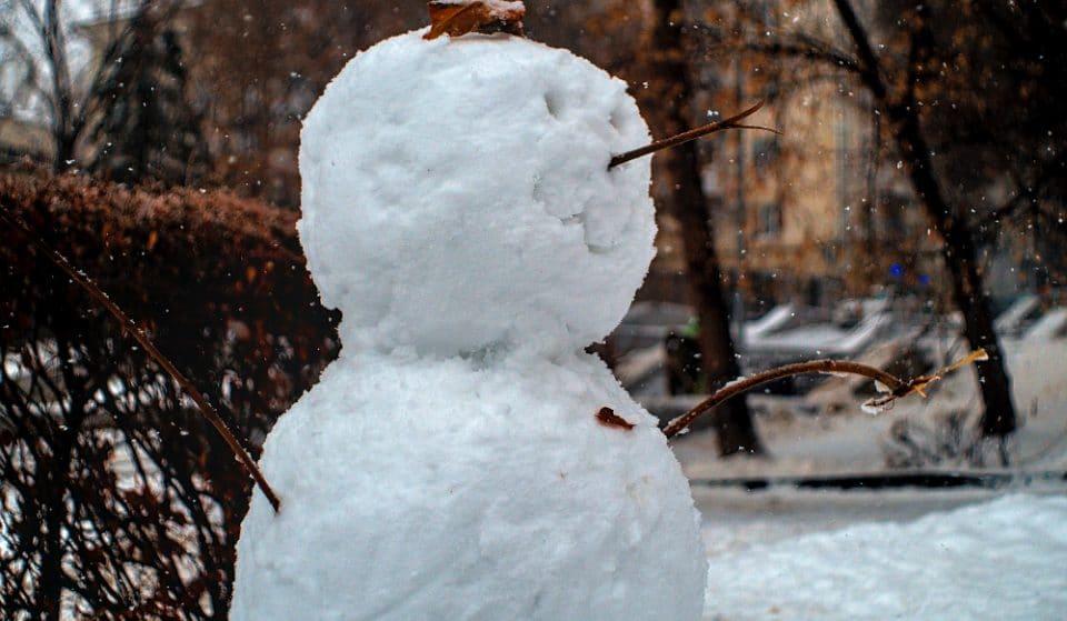 La Ville de Montréal lance un concours de bonhommes de neige