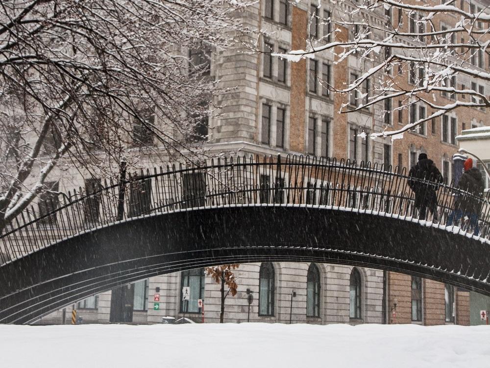 Les endroits les plus romantiques à Montréal
