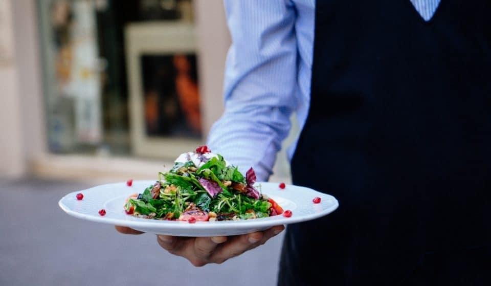 Recette : salade verte de chez Olives et Gourmando