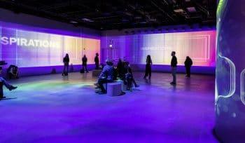 OASIS immersion : une des plus grandes expériences immersives en intérieur au pays se tient au Palais des Congrès !