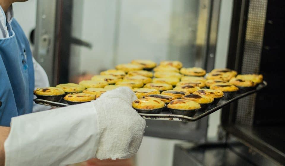 Recette : pastéis de nata par la cheffe Helena Loureiro
