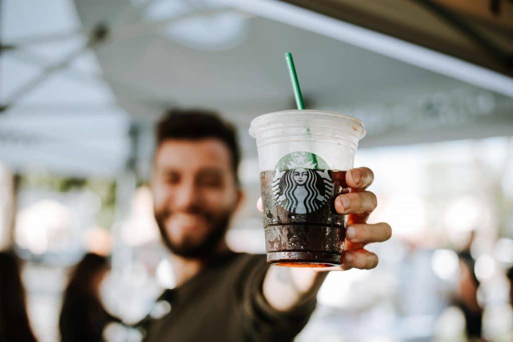 Starbucks dévoile son nouveau menu pour le printemps !