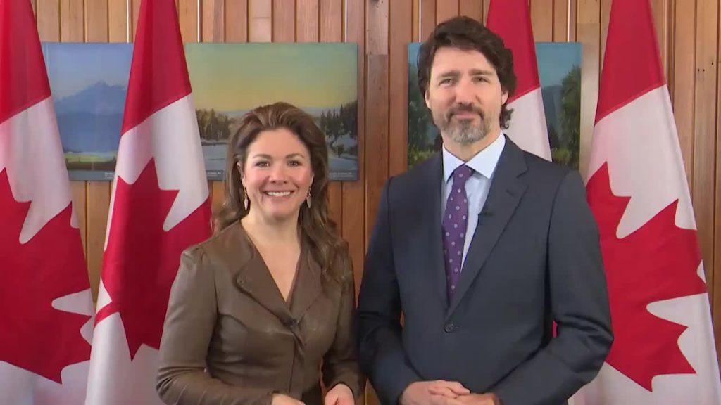 Vidéo : Sophie Grégoire et Justin Trudeau n'ont pas peur d'être des féministes