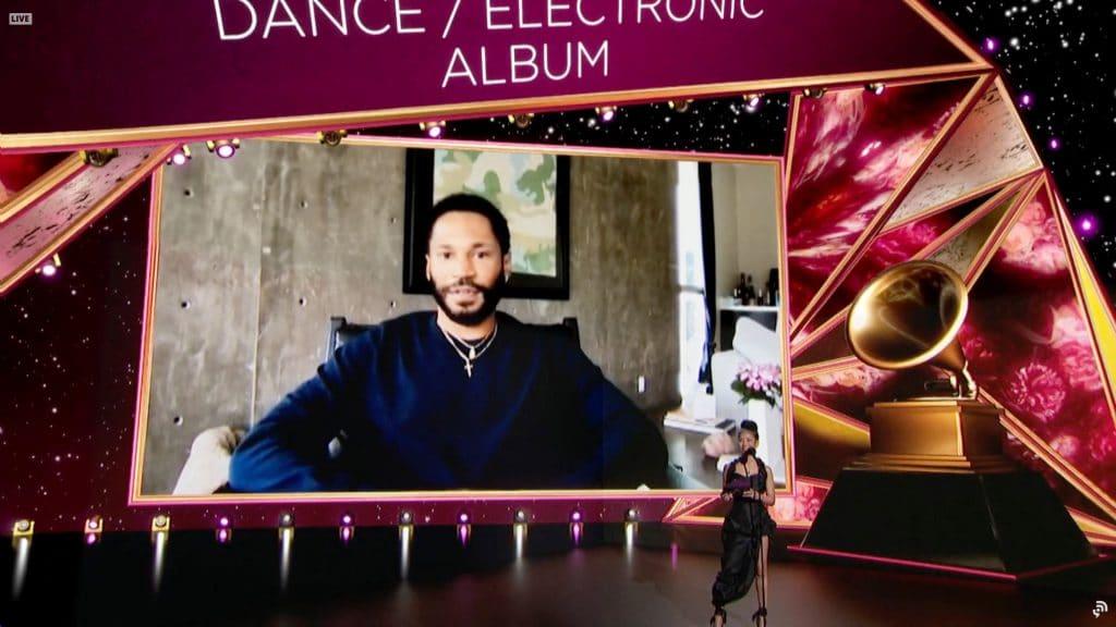 L'artiste montréalais Kaytranada remporte deux Grammys