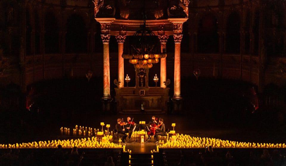 L'Église St-Jean-Baptiste accueillera des concerts Candlelight !