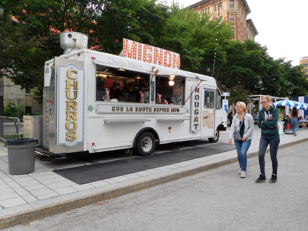 Voici les « food trucks » qui sortiront à votre rencontre cette fin de semaine
