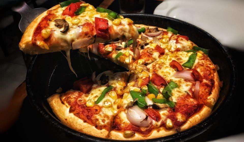 La première édition de « La Pizza Week » commence le 1er mai !