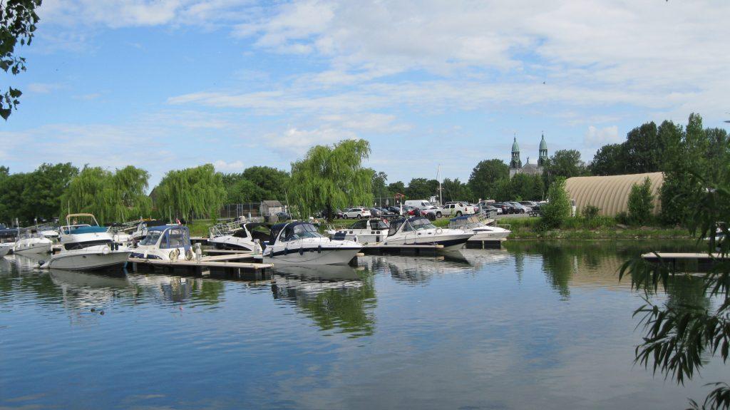 Vous pourrez profiter d'un nouveau parc riverain à Lachine cet été !