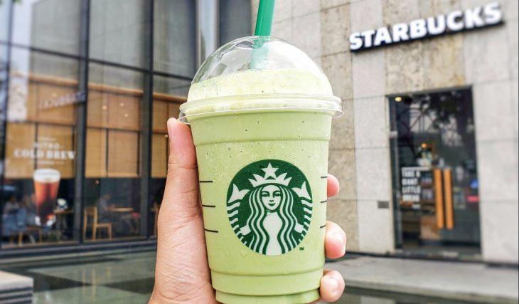 Starbucks lance son menu d'été et il est tout simplement décadent