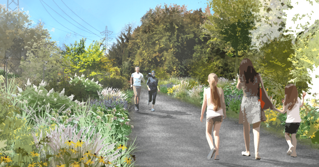 La Ville de Montréal lance un plan nature qui inclut 5 corridors verts reliant les parcs