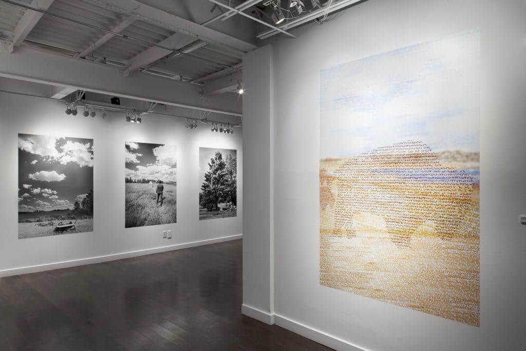 Mois national de l'histoire autochtone : visitez l'univers de Preston Buffalo, un artiste Cri bispirituel