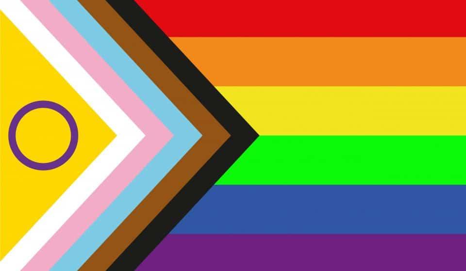 Fierté : le drapeau de la Fierté est redessiné pour inclure les personnes intersexes