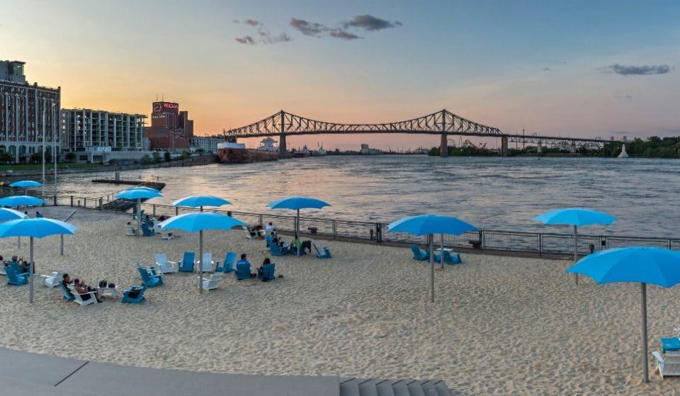 La plage de l'Horloge ouvre dès samedi pour la saison estivale !