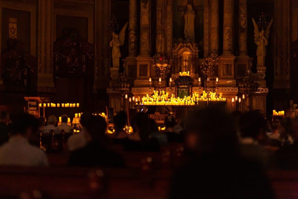 Les concerts à la bougie Candlelight vous propose un programme spécial pour l'Halloween