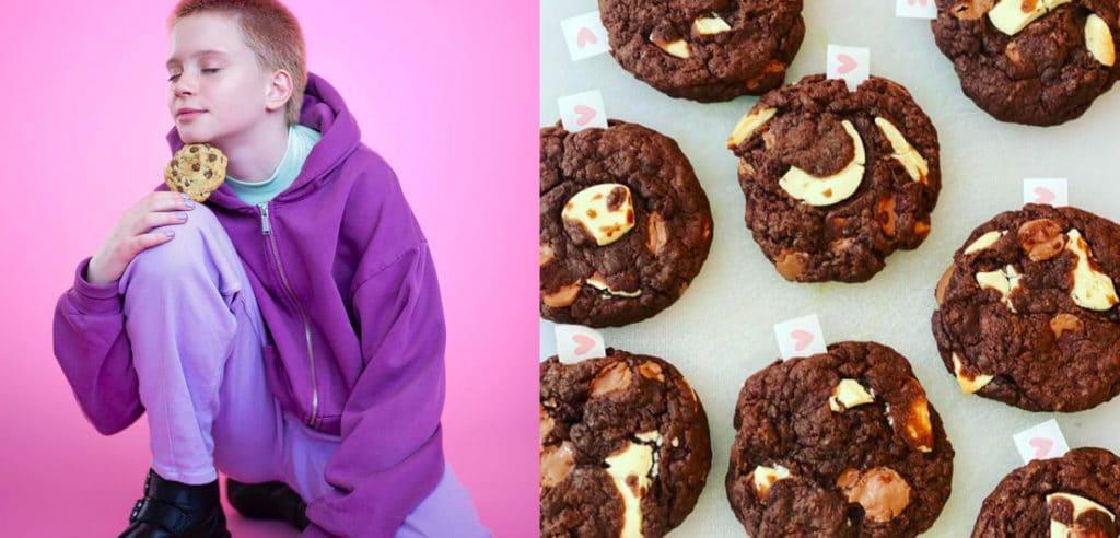 Cette marque de biscuit montréalaise veut cultiver l'amour de soi