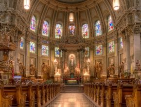 L'Église Notre-Dame-des-Sept-Douleurs vous attend pour des concerts Candlelight !