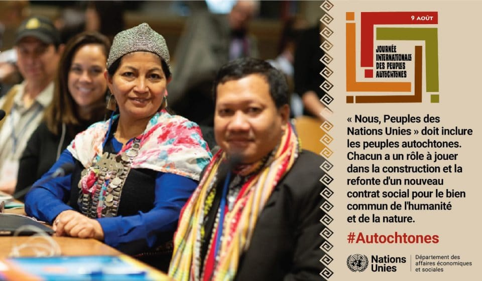 Journée internationale des peuples autochtones 2021 : des activités à faire pour soutenir les peuples d'ici et d'ailleurs