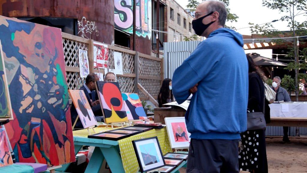 What the Pop! présentera gratuitement les œuvres d'une cinquantaine d'artistes locaux