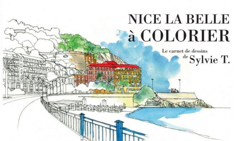 Nice : Une distribution de livres de coloriages pour enfants au Centre Lassagne !