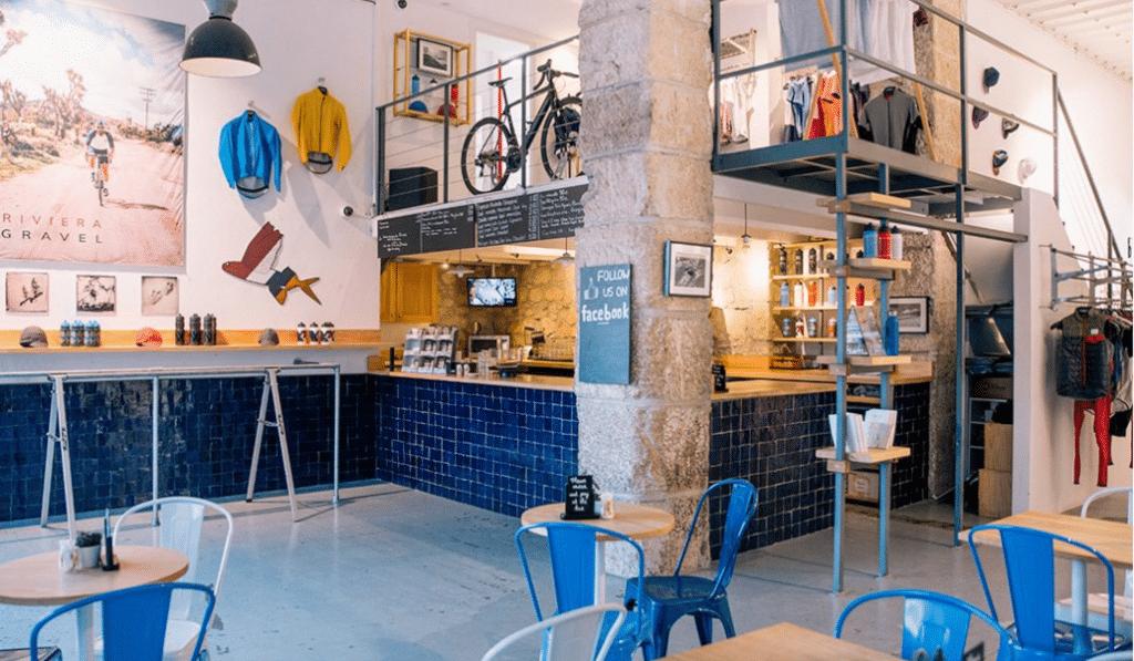Le Café du Cycliste : LE Concept Store des amoureux du vélo