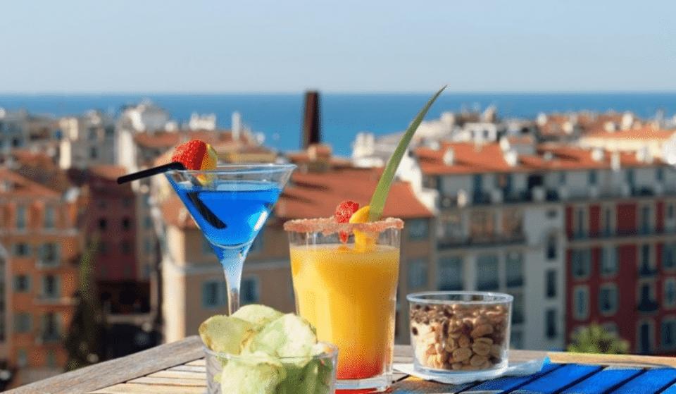 Les Plus Beaux Rooftops de Nice où retourner dès la réouverture des terrasses !
