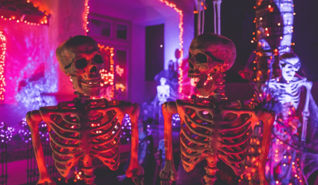 Un film marathon d'Halloween terriblement amusant!