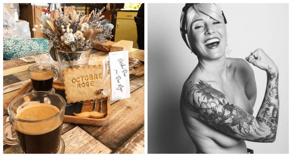 «Chez les garçons» soutient la campagne Octobre Rose avec des biscuits inédits!
