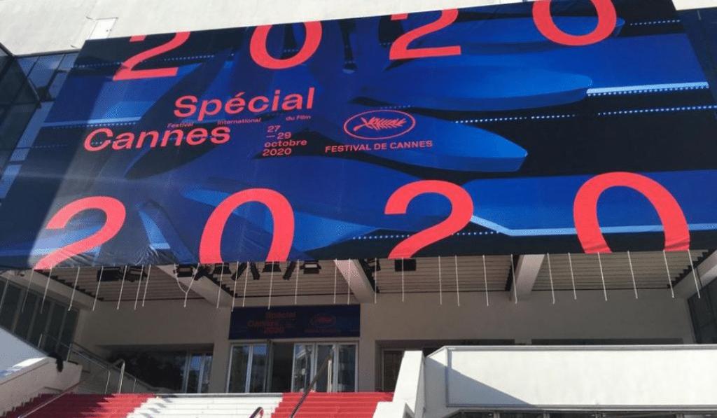 Édition Spéciale du Festival de Cannes en petit comité du 27 au 29 octobre