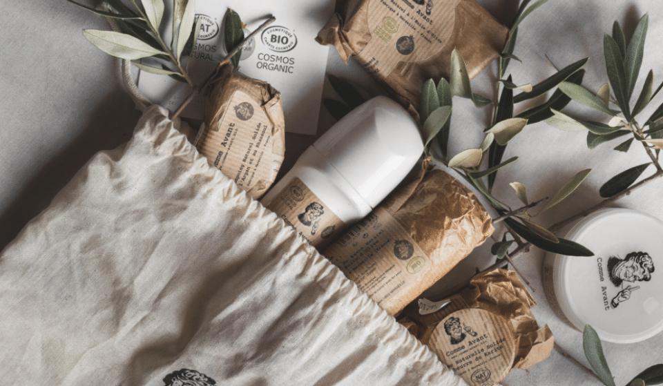 «Comme Avant» : les cosmétiques bio, vegan et zéro-déchets Made in PACA!