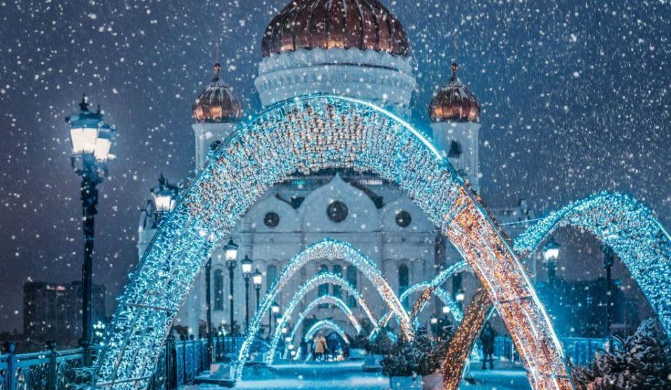 Les plus belles illuminations de Noël du monde signées du groupe français Blachère illumination !