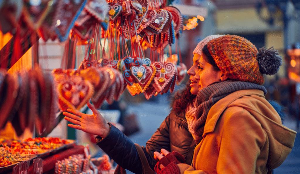Un marché de Noël digital : la nouvelle initiative d'une start-up de Provence