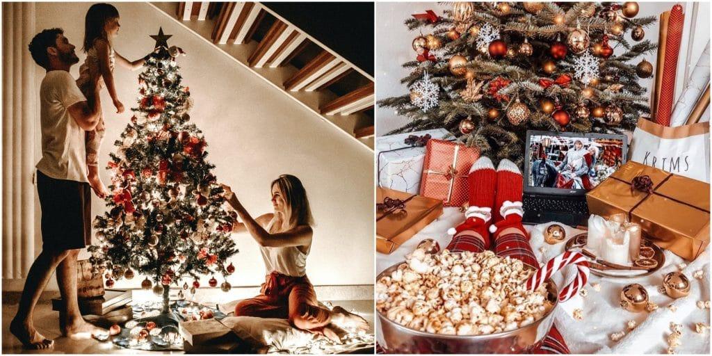 Selon une étude, installer tôt ses décorations de Noël nous rendrait plus heureux !