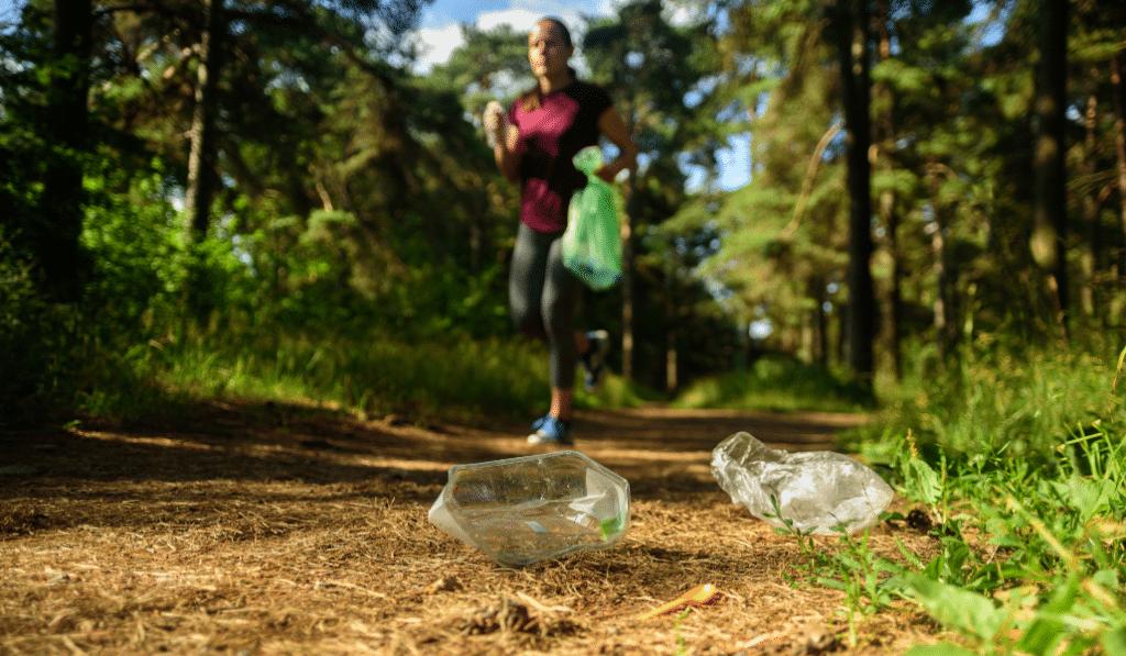 Faites votre sport quotidien tout en ramassant les déchets avec «#Nettoie ton kilomètre» !