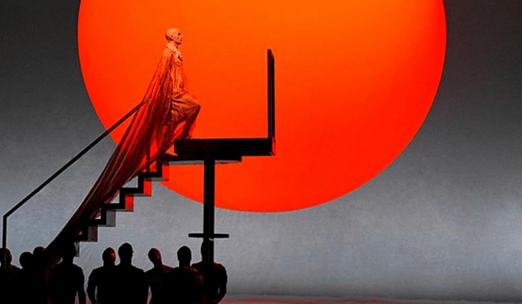 L'opéra de Nice présente la retransmission d'Akhnaten gratuitement en ligne !