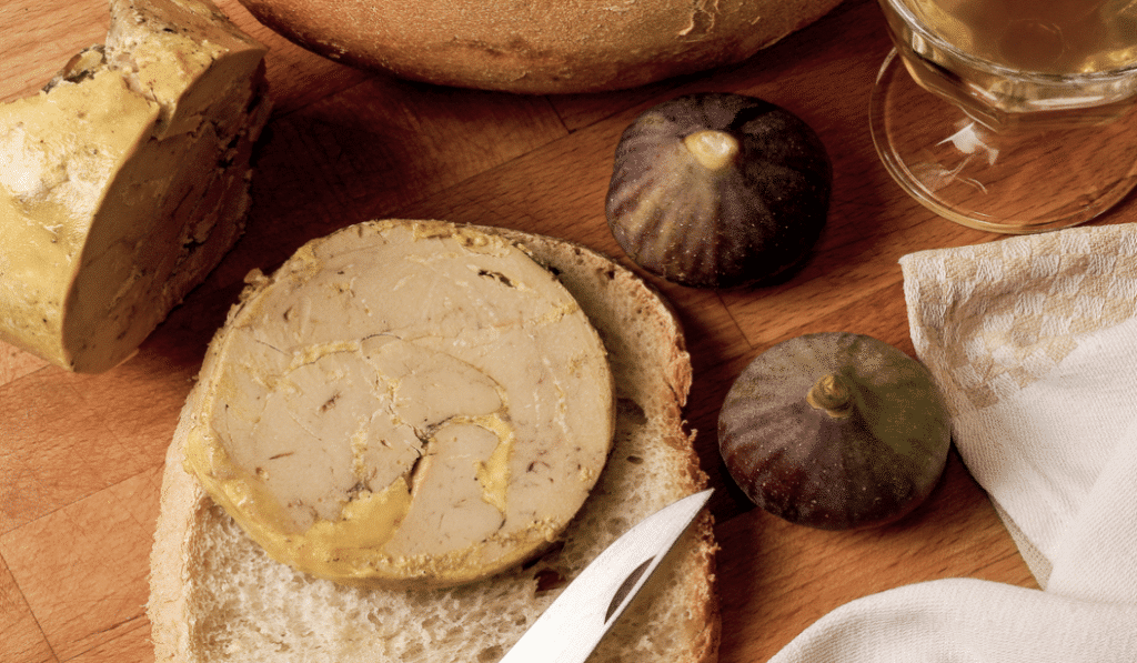 La recette du faux gras vegan par le chef étoilé Alexis Gauthier !
