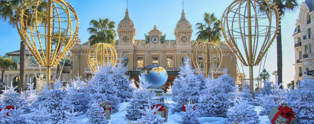 Noël 2020 : Ne manquez pas les festivités de noël à Monaco !