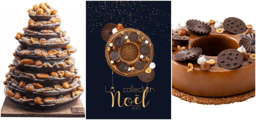 La Maison LAC présente sa toute nouvelle collection de Bûches de Noël à Nice !