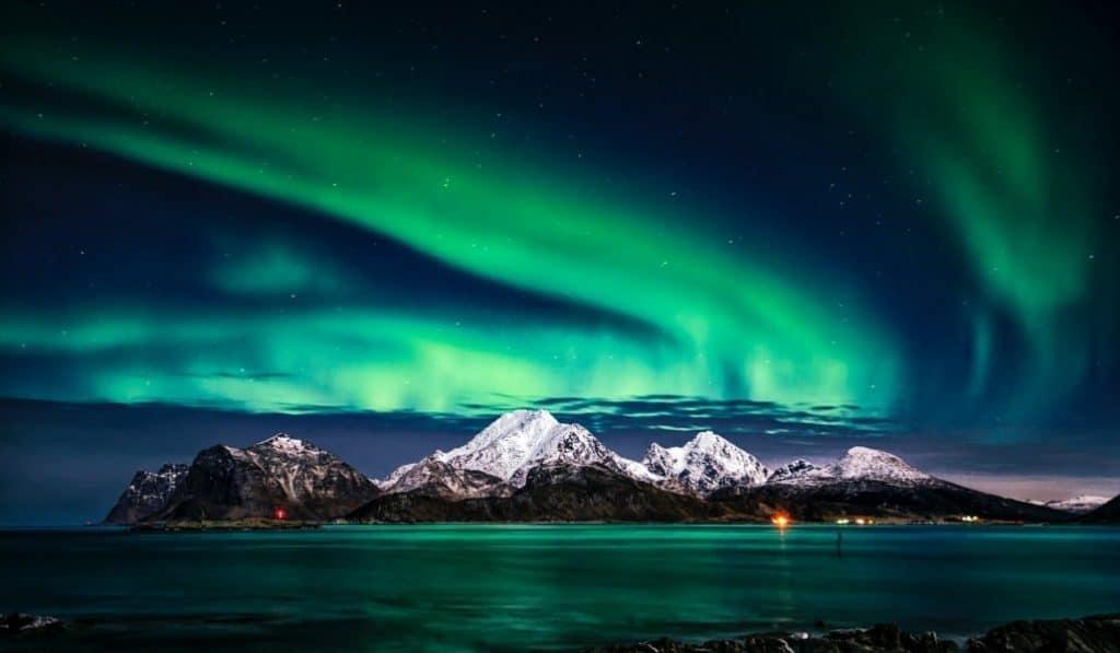 Regardez les aurores boréales depuis chez vous chaque jour !