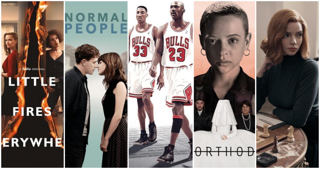 Les 20 meilleures séries de 2020 à voir ou à revoir !