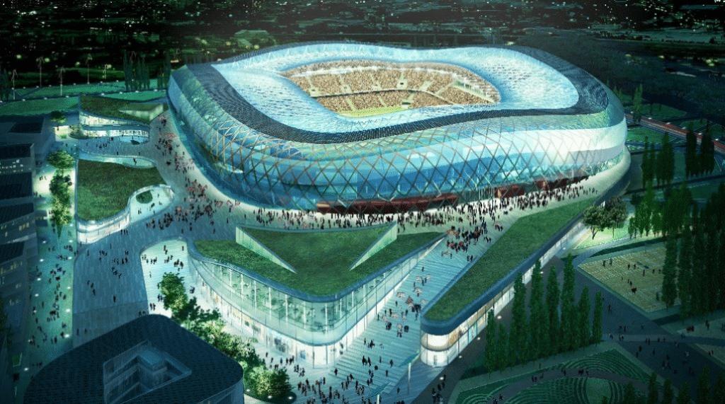 Nice accueillera des tournois de football pour les Jeux Olympiques 2024 !