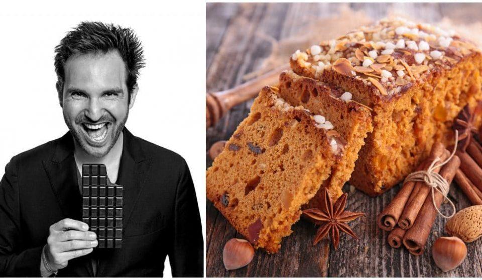 Noël : la recette du pain d'épices du Chef Christophe Michalak !