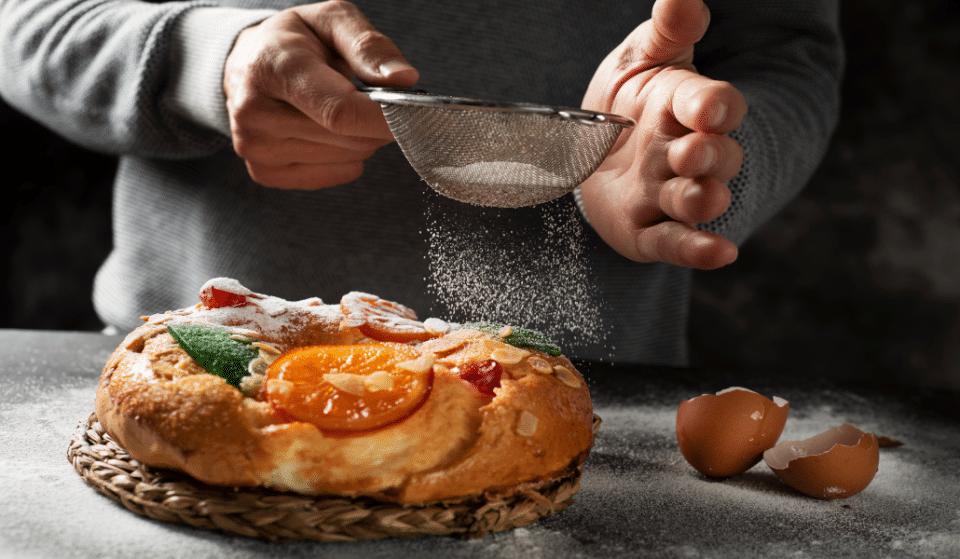 Recette : le gâteau des rois de Cyril Lignac !