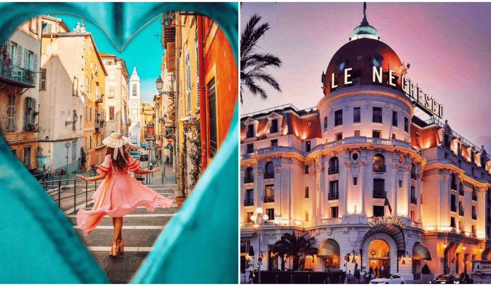 Les 15 lieux les plus Instagrammables de Nice !