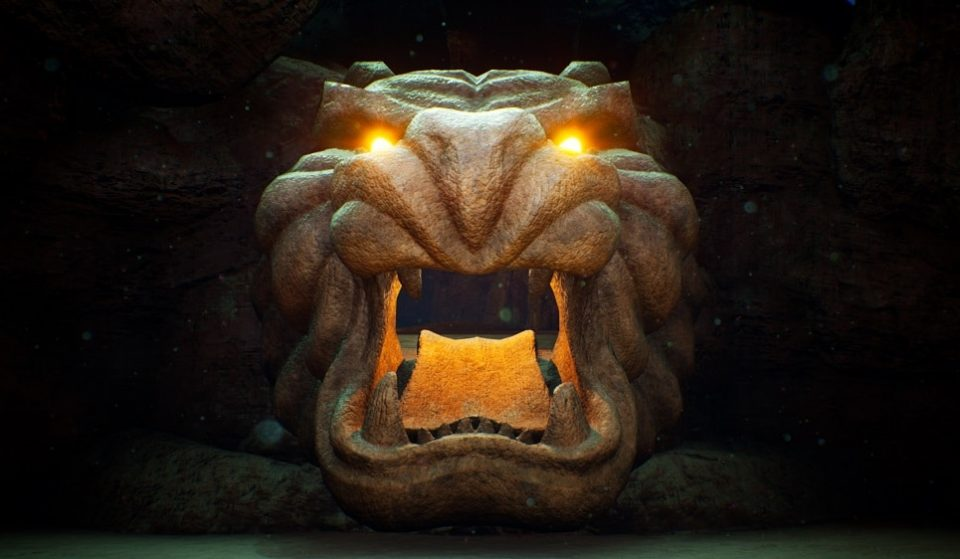 Partez à la quête d'une lampe magique lors de cet Escape Room en ligne fascinant !