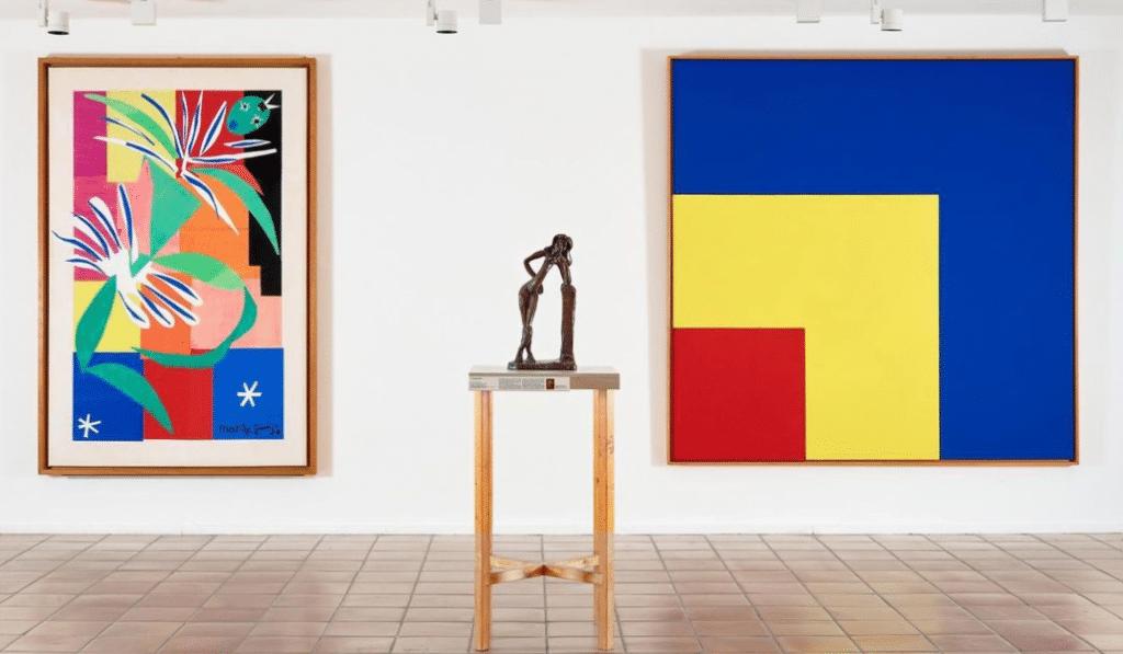 L'exposition «Les Murs reculent» du Musée Matisse est à voir gratuitement en ligne !