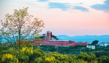 Le prestigieux Château de Crémat acceuillera des Concerts Classiques en Plein Air éclairés à la bougie !