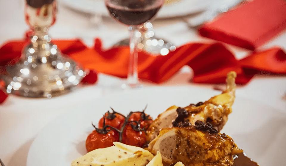 Gusto Family et Le Boccaccio lancent un menu spécial Saint-Valentin à déguster chez soi !