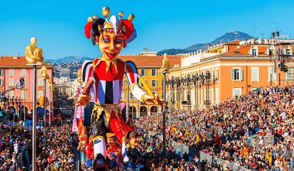 Carnaval de Nice 2021 : Toutes les animations à faire pendant les vacances d'hiver à Nice !