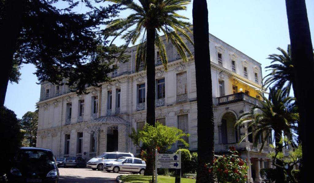 Nice : La célèbre Villa Paradiso accueillera un centre de cancérologie